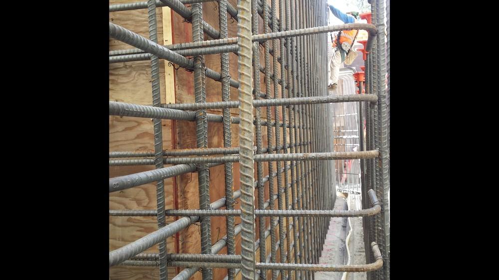Puente Avenue Grade Separation : Integrity Rebar Placers